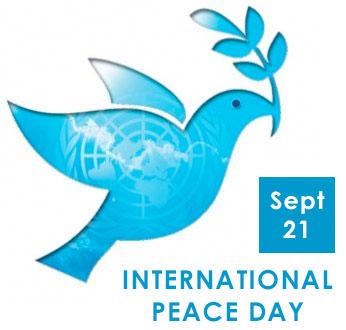 International Peace Day - September the 21st
