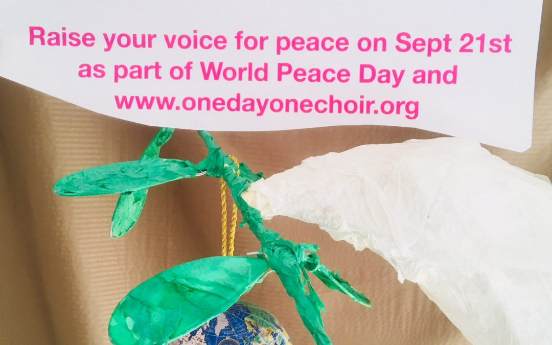 6 months to go until Peace Day 2018 …